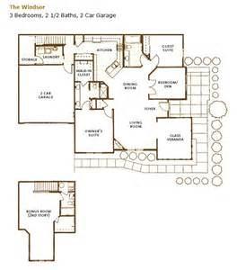 Epcon Canterbury Floor Plan by Stone Bridge Villas O Fallon Lifestyle Communities Epcon