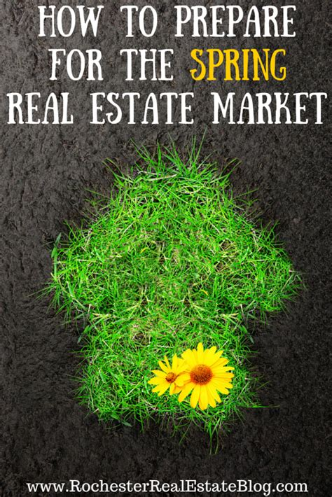 prepare your home for spring how to prepare for the spring real estate market