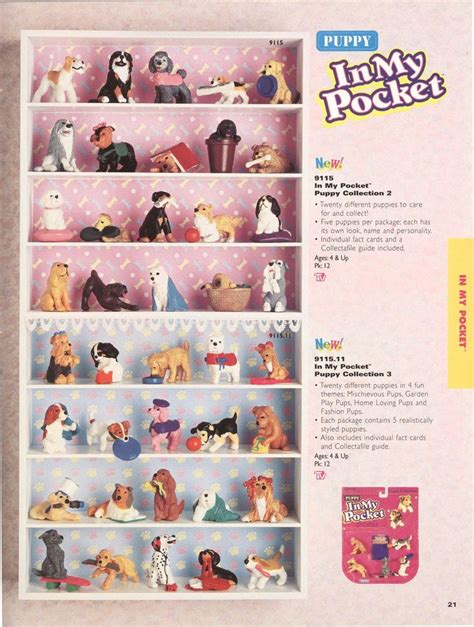 puppy in my pocket pocket pets from the 90s www imgkid the image kid has it
