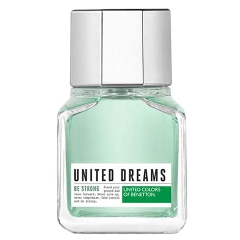 Benetton United Dreams Be Strong Edt 100ml perfume benetton united dreams be strong eau de toilette masculino 100ml no paraguai
