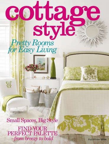 cottage style magazine the new cottage style magazine fall winter is out tracey