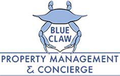 blue house property management designed by masterlogo home blue claw associates