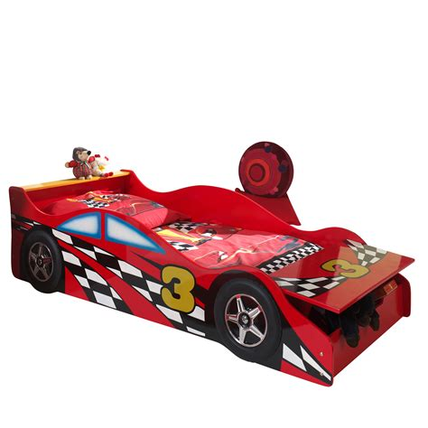 race auto bed kleuter raceauto bed alan