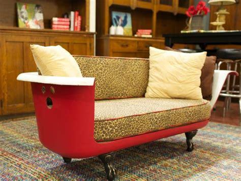 clawfoot tub sofa diy network s top features of 2015 so far diy