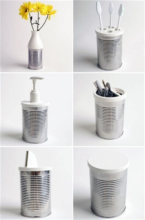 diy crafts with tin cans 25 recycled tin can crafts and projects