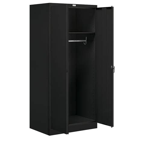 home depot wardrobe cabinet salsbury industries 9100 series 78 in h x 24 in d