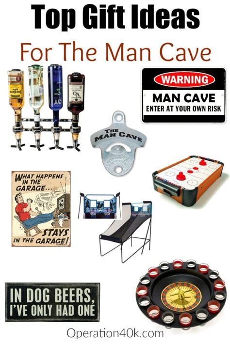 man cave gift ideas top gift ideas for the man cave operation 40k