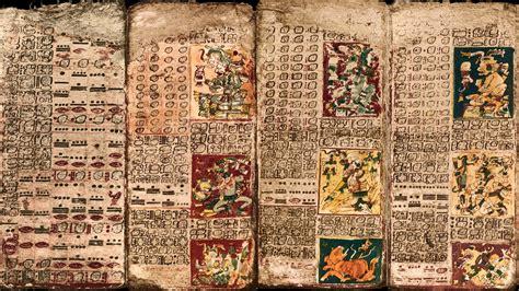 imagenes de jeroglíficos olmecas escritura maya historia universal