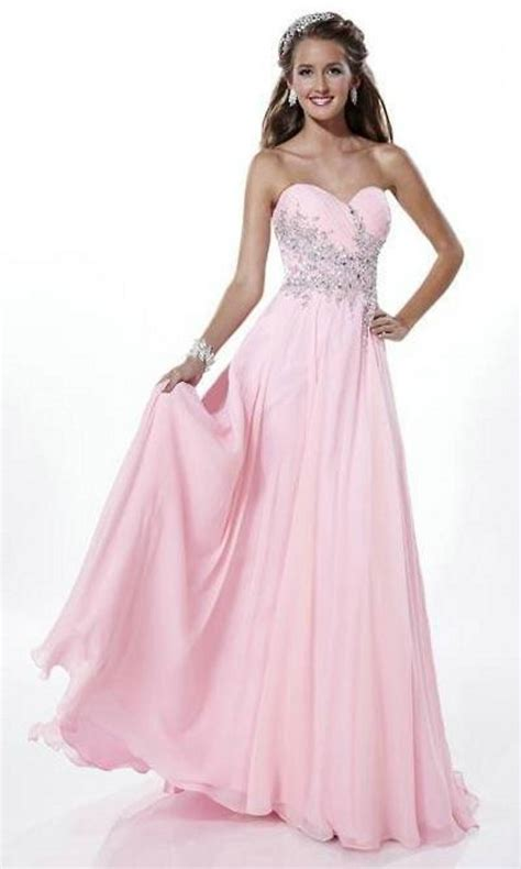 Dsbm223781 Pink Dress Dress Pink pink prom dresses trendy dress