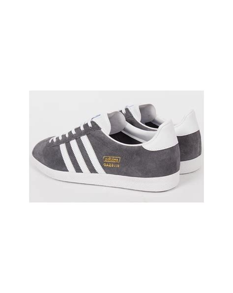 Adidas Gazelle Suede Grey adidas gazelle og suede grey white los granados apartment