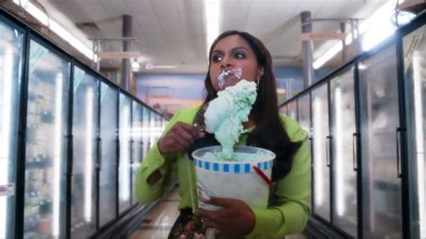 nationwide commercial actress mindy mindy kaling has power of invisibility in nationwide s