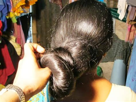indian hairstyles buns pictures hair care and beauty tips indian long hair buns