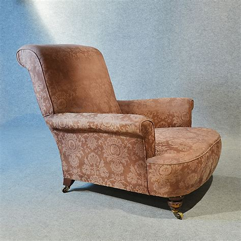 old armchair antique armchair club lounger chair victorian engl