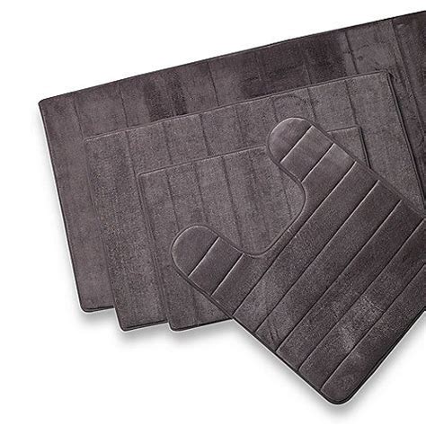microdry ultimate luxury memory foam bath mat microdry 174 ultimate performance the original memory foam 17