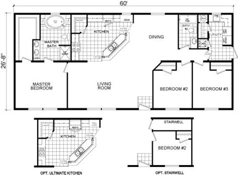 redman mobile home floor plans redman manufactured homes floor plans meze blog