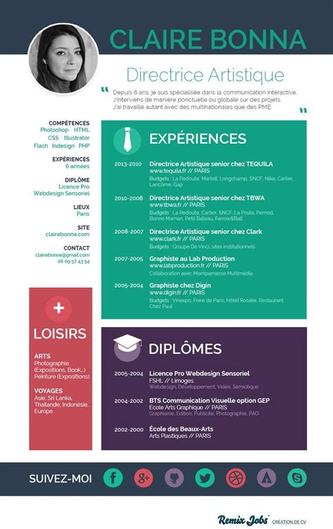 curriculum vitae design software 17 best images about resume design layouts on pinterest