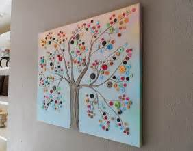 Home Decor Craft Ideas Diy Crafts For Home Decor Button Tree Crafts Work