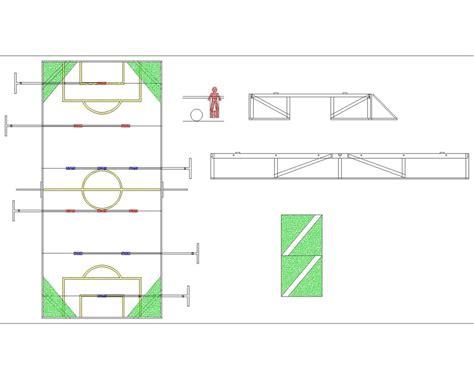 foosball table dimensions foosball table dimensions plans images