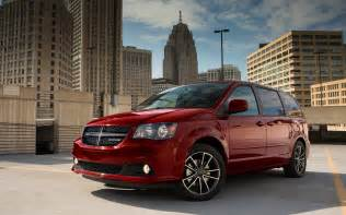 the dodge grand caravan still available in 2017 2017