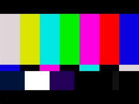 test pattern sound download television color bars test pattern ntsc hd pal version 2