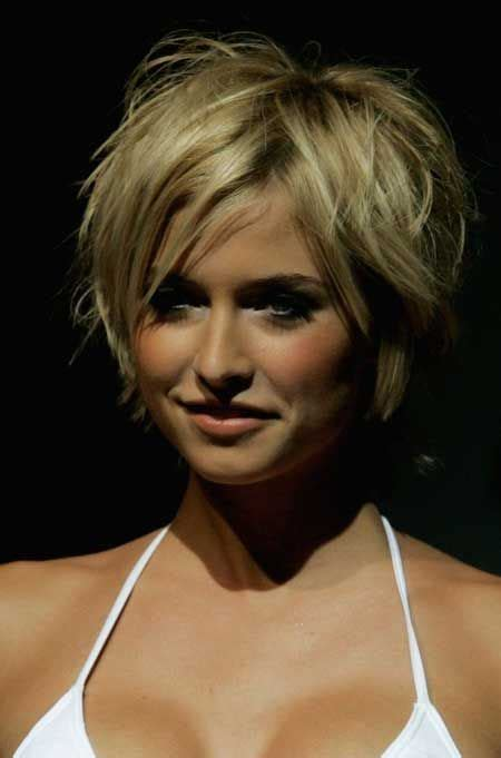 Haircuts Trends 2017/ 2018   Messy Short Hairstyles for