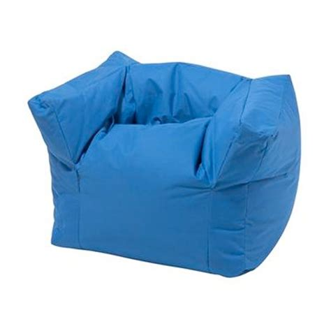 bean bag armchairs armchair bean bag from feather black children s