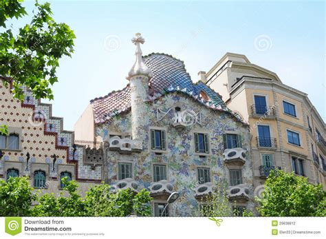 house of bones barcelona house of bones stock photography image 29638812