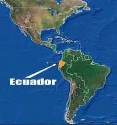 ecuador map in south america ecuador facts happy in quito