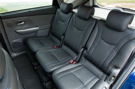 Toyota Seats Prius Plus Rear Seats Toyota