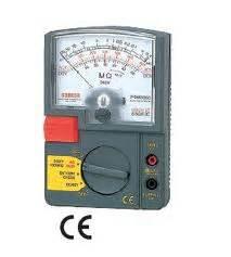 Sanwa Dm1008s Analog Insulation Resistance Tester Dm 10 Murah sanwa malaysia tools equipment distributor