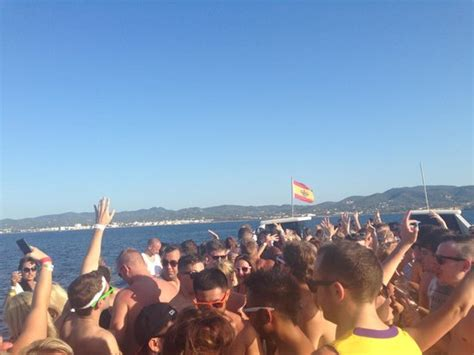 ibiza boat party pictures boat picture of ibiza boat parties ibiza town tripadvisor