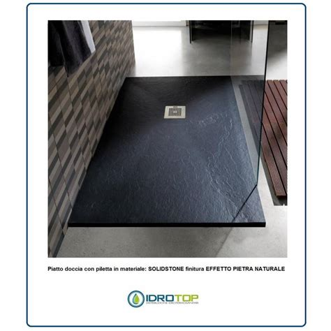 piatto doccia quadrato piatto rettangolare di altezza 3 cm installazione