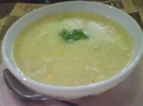 mudah  sederhana membuat cream soup resep