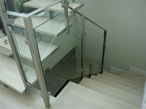 barandillas metalicas barandillas met 225 licas de acero inoxidable aluminio y