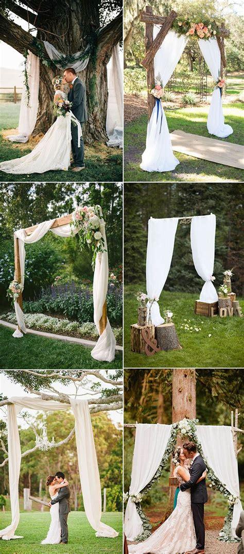 Rustic Wedding Arch Uk by Diy Rustic Wedding Wedding Beautiful