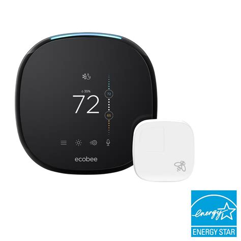 Sensor Faucets Kitchen by Ecobee Ecobee4 7 Day Smart Wi Fi Programmable Thermostat