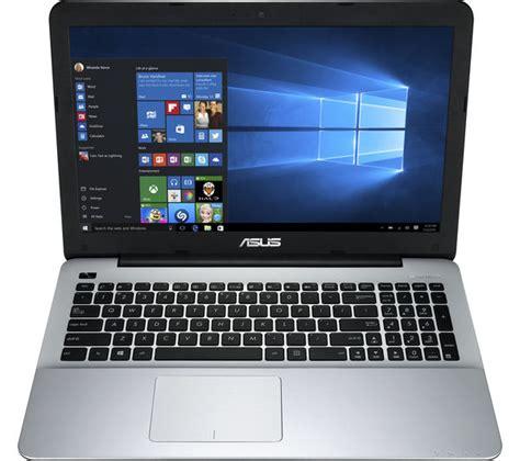 Asus Laptop Won T Load Windows 7 buy asus x555ua 15 6 quot laptop black free delivery currys