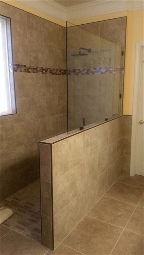 Ideas For Bathroom Window Treatments Schluter System Curbless Shower