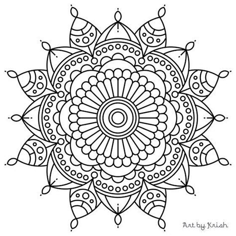 mandala coloring book outfitters 106 printable intricate mandala coloring pages by