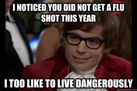 Shots Meme - flu shot memes archives