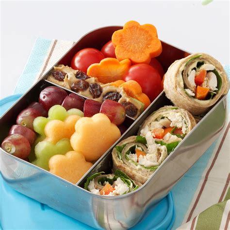 Backyard Wedding Toronto Lunch Box Chicken Wrap Recipe Taste Of Home