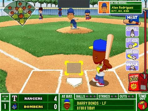 backyard baseball 2001 players backyard baseball 2001