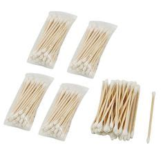 Cotyo Buds Cinderlella Isi 100 Pc 100 pc cotton swab applicator q tip swabs 6 quot wood handle sturdy new price
