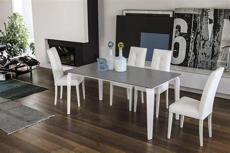 tavoli per sala da pranzo moderni tavolo allungabile in vetro adatto per sale da pranzo