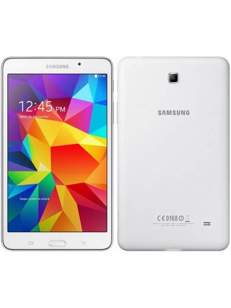 Samsung Galaxy Tab 4 White buy samsung galaxy tab 4 3g calling tablet white at best price in india on naaptol