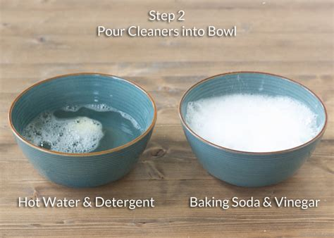 baking soda and vinegar clogged homemade drain cleaner without baking soda crazy homemade
