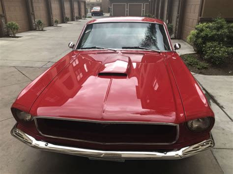 car owners manuals for sale 1968 ford mustang electronic valve timing 1968 ford mustang fastback 289 4 speed manual for sale ford mustang 1968 for sale in beverly