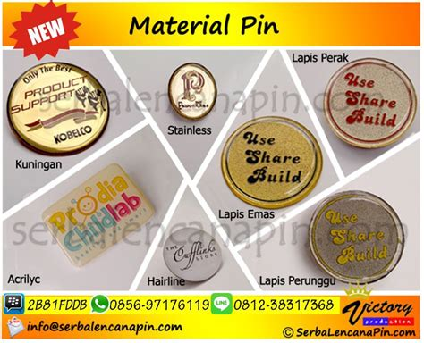 Lencana Pin Timbul buat pin promosi bikin pin murah cetak pin murah 0812