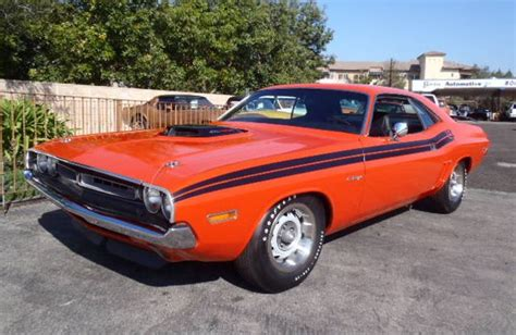 71 challenger for sale hemmings find of the day 1971 dodge challenger