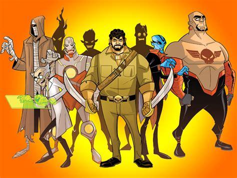 sholay film cartoon video sholay gets animated sholay adventures tv series starts